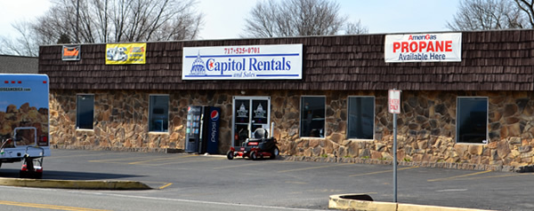 Capitol Rentals and Sales Event Rentals