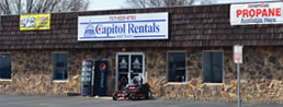 Capitol Rentals and Sales About