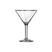 Martini Glass Place Setting