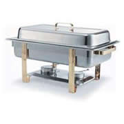 Rectangular Chafer $19/day