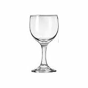 Wine Glass Place Setting